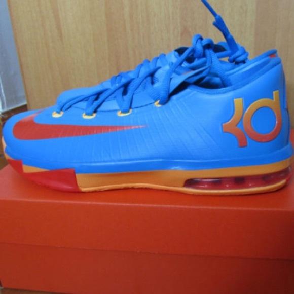 341e208b2b59 Boy s Nike KD VI - Aunt Pearl. M 5b5a819c2aa96a22c6c5e3ee